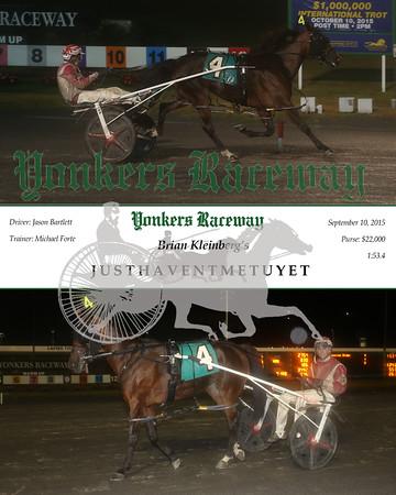 20150910 Race 12- Justhaventmetuyet