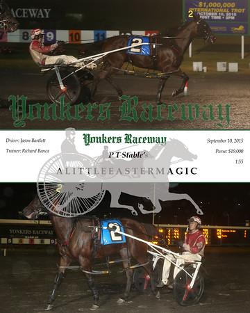 20150910 Race 11- Alittleeastermagic