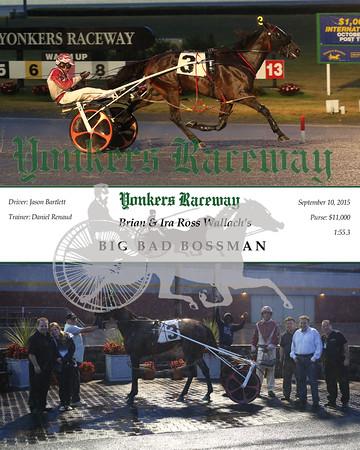 20150910 Race 1- Big Bad Bossman