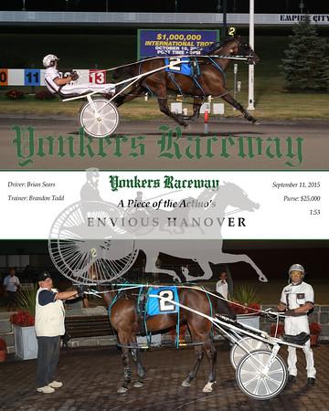 20150911 Race 10- Envious Hanover