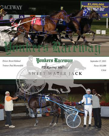 20150917 Race 5- Sweet Water Jack