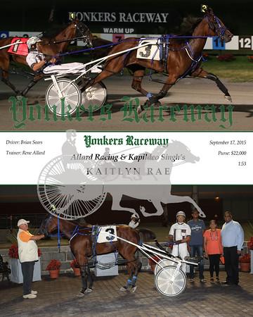 20150917 Race 12- Kaitlyn Rae