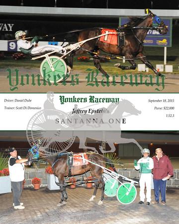 20151815 Race 5- Santanna One
