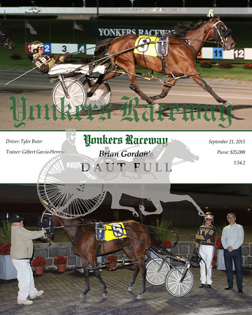 20150921 Race 8- Daut Full