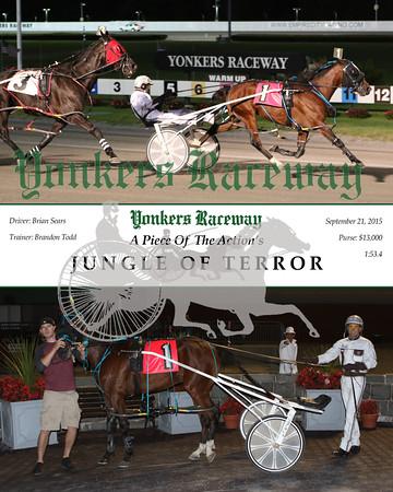 20150921 Race 1- Jungle Of Terror