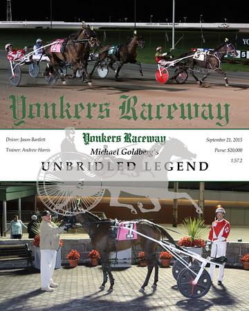 20150921 Race 2- Unbridled Legend