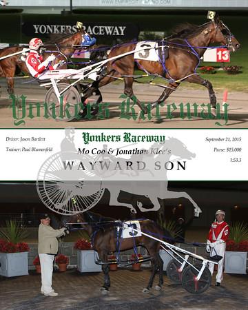 20150921 Race 4- Wayward Son
