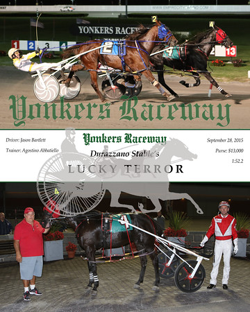 20150928 Race 1- Lucky Terror