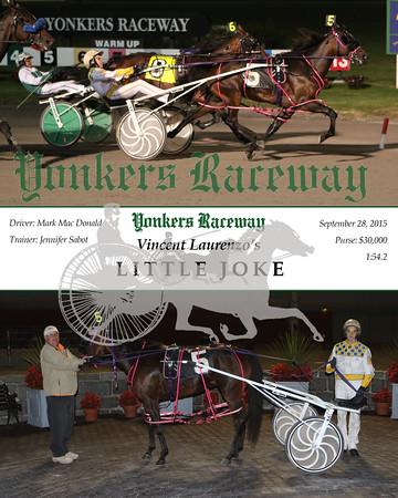 20150928 Race 12- Little Joke