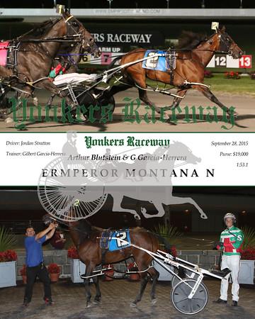20150928 Race 9- Emperor Montana N