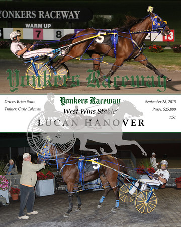 20150928 Race 11- Lucan Hanover