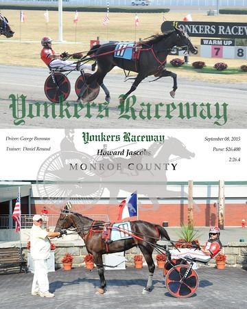 09082015 Race 7-Monroe County