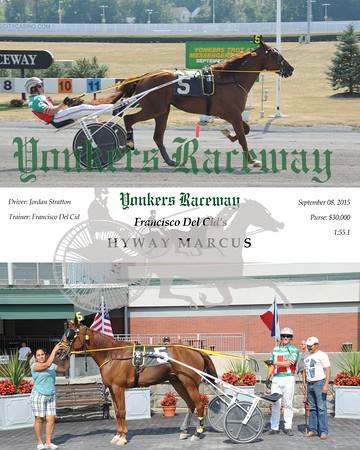 09082015 Race 6-Hyway Marcus