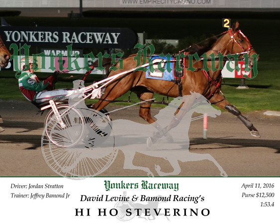 20160411 Race 6- Hi Ho Steverino 2