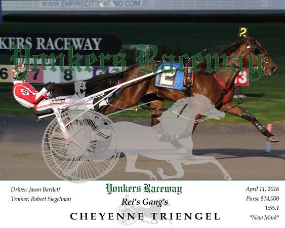 20160411 Race 2- Cheyenne Triengel 2