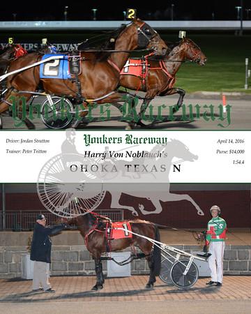 04142016 Race 5- Ohoka Texas N