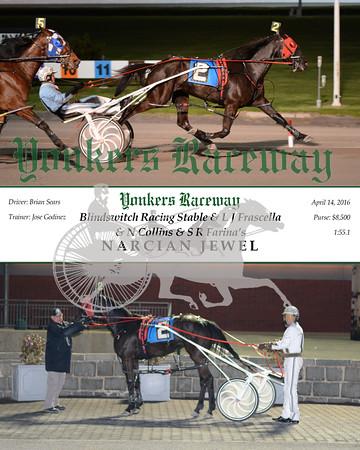 04142016 Race 4- Narcian Jewel