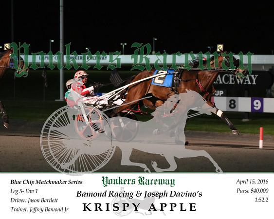 20160415 Race 6- Krispy Apple