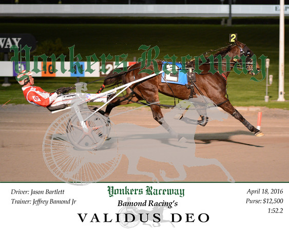 20160418 Race 6- Validus Deo