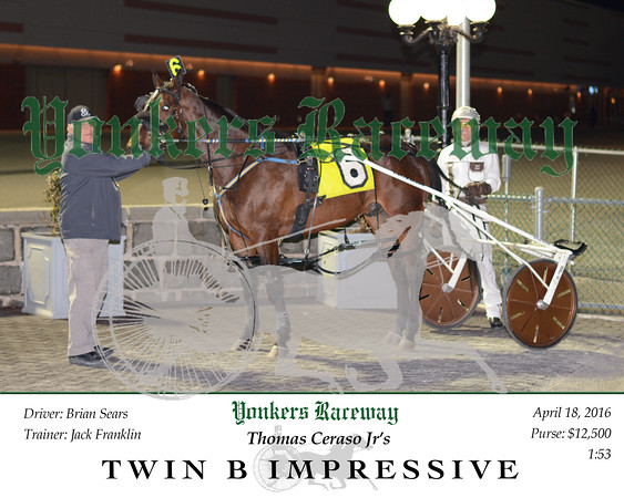 20160418 Race 7- Twin B Impressive