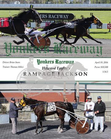 20160419 Race 12- Rampage Jackson