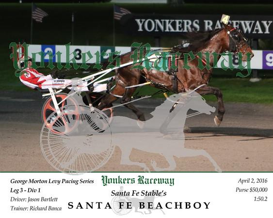 20160402 Race 6- Santa Fe Beachboy