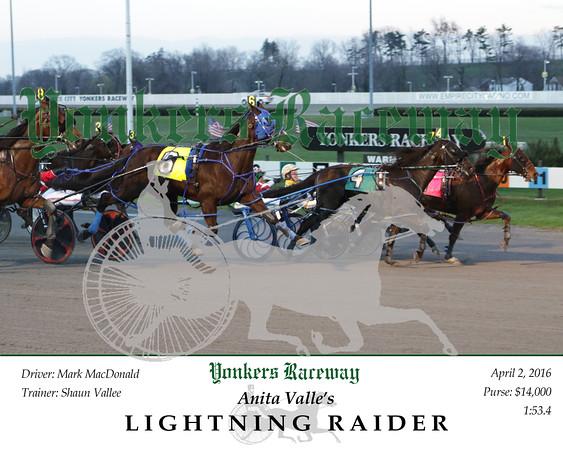 20160402 Race 1- Lightning Raider N