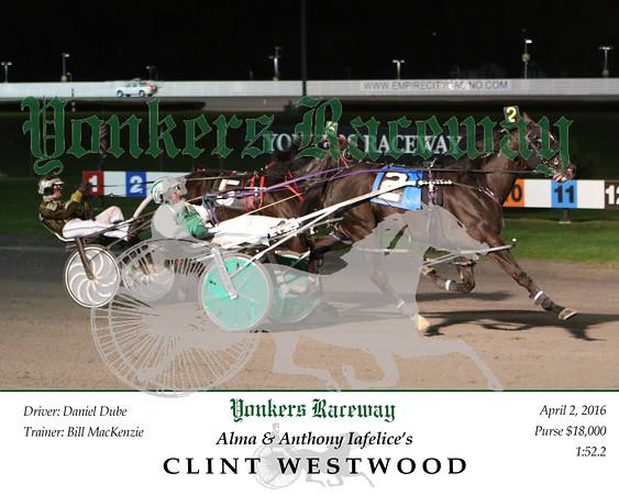 20160402 Race 10- Clint Westwood