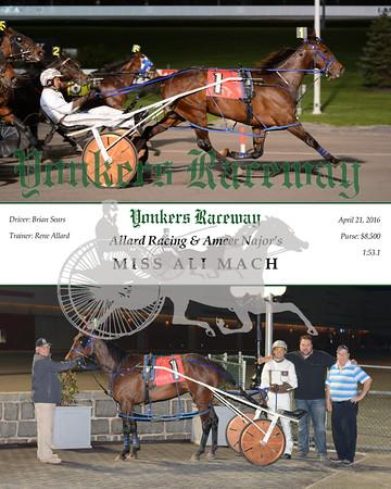 20160421 Race 5- Miss Ali Mach N