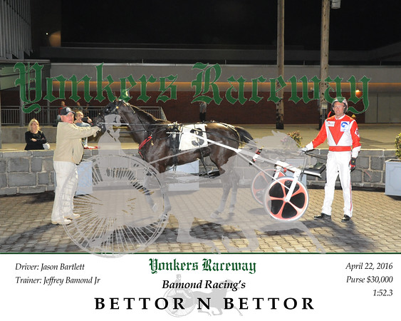 20160422 Race 6- Bettor N Better