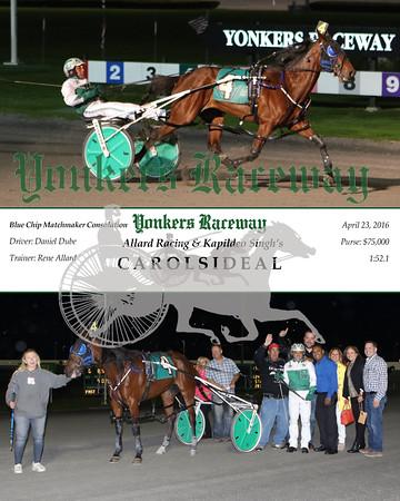20160423 Race 6- Carolsideal