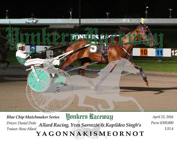20160423 Race 7- Yagonnakissmeornot