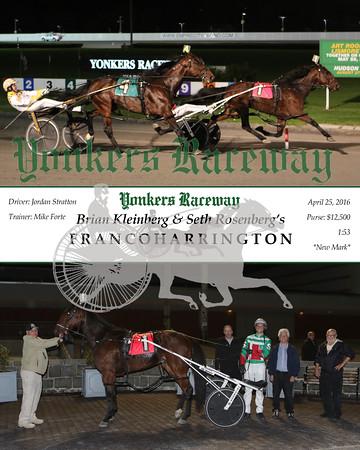 20160425 Race 6- Francoharrington N