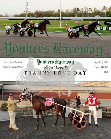 20160425 Race 1- Franny Love Dat