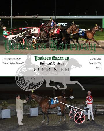 20160425 Race 9- Flem N Em N