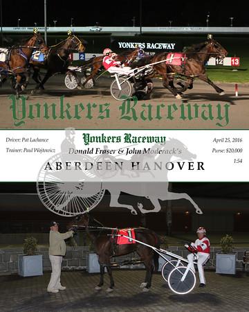20160425 Race 11- Aberdeen Hanover