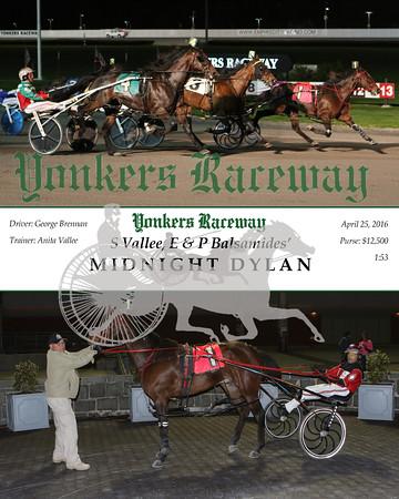 20160425 Race 5- Midnight Dylan N