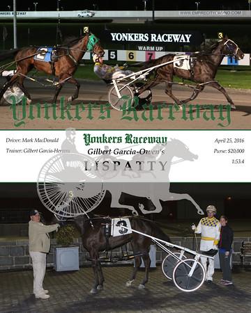 20160425 Race 10- Lispatty