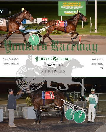 20160428 Race 9- Strings