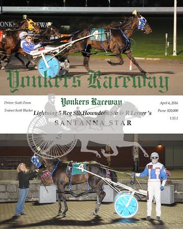 04042016 Race 12-Santanna Star