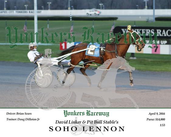 20160409 Race 1- Soho Lennon N