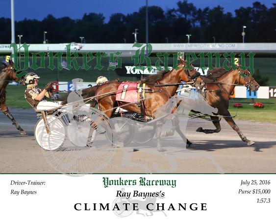 20160801 Race 4- Clmate Change