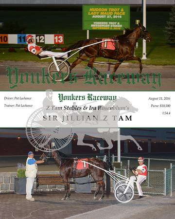 20160811 Race 3- Sir Jillian Z Tam