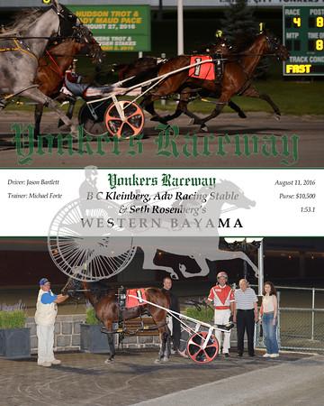 20160811 Race 4- Western Bayama
