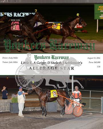 20160813 Race 7- Allerage Star