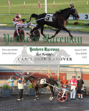 20160815 Race 1- Can't Lose Hanover