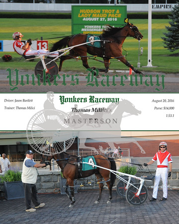 20160820 Race 1- Masterson