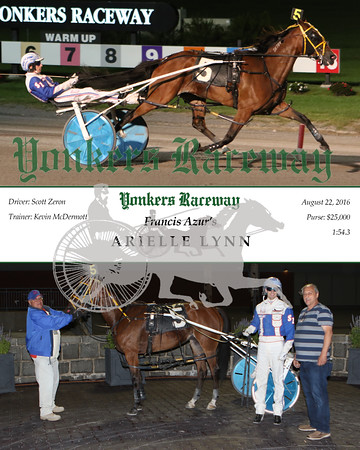 20160822 Race 10- Arielle Lynn