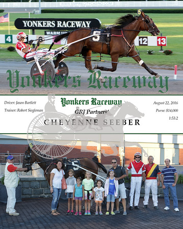 20160822 Race 1- Cheyenne Seeber