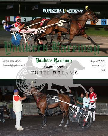 20160822 Race 6- Three Dreams
